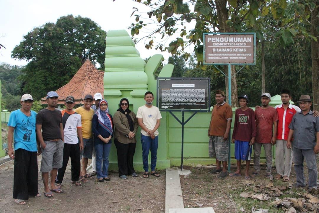 Literasi Sejarah Makam Keramat Ki Sayar