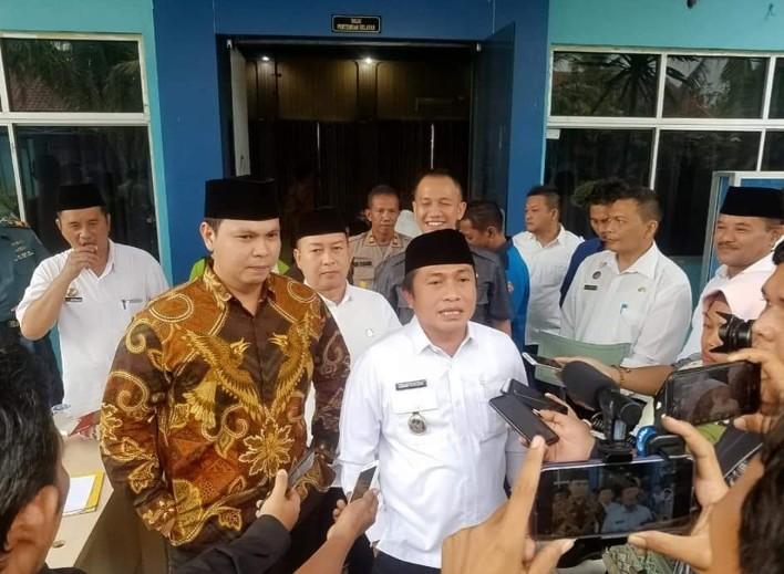 Ketua DPRD Minta Pemkot Serang Selesaikan Masalah Pembebasan Lahan Jalan Pancer