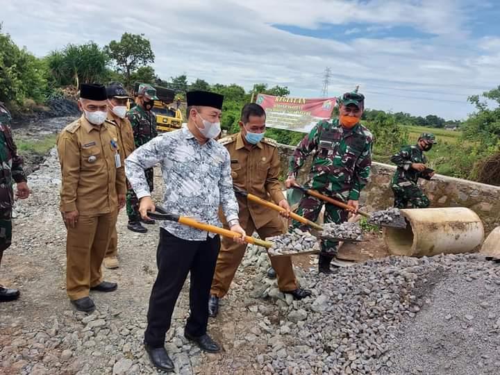 TNI Manunggal Membangun Desa (TTMD)