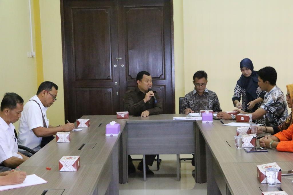 09 Januari 2020 Kunjungan Kerja DPRD Kab. Pacitan