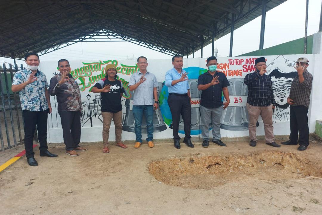 Upaya Penanganan Sampah Di Hulu Komisi IV DPRD Kota Serang Melakukan Pengawasan